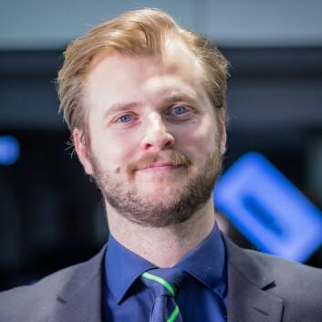 Spillansvarlig Nils Martin Øyo i Elkjøp Norge. Foto: Elkjøp.