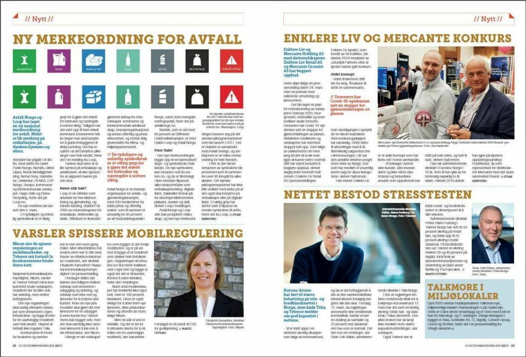 """Artikkelen ble første gang publisert i papirutgaven av fagbladet Elektronikkbransjen nr. 2/2020, som ble distribuert 14. april. <a href=""""https://www.mypaper.se/html5/customer/248/12832/?page=22"""" target=""""_blank"""" rel=""""noopener"""">Her kan du lese artikkelen</a> og bla gjennom digitalutgaven av bladet. Du kan lese alle utgaver av bladet digitalt, fra og med nr. 1/1937, på <a href=""""https://www.elektronikkbransjen.no/historiskarkiv"""" target=""""_blank"""" rel=""""noopener"""">elektronikkbransjen.no/historiskarkiv</a>."""