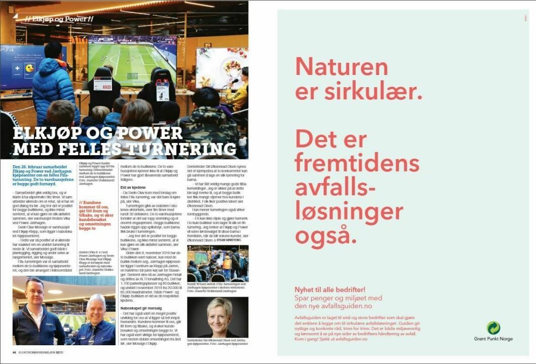 """Artikkelen ble første gang publisert i papirutgaven av fagbladet Elektronikkbransjen nr. 2/2020, som ble distribuert 14. april. <a href=""""https://www.mypaper.se/html5/customer/248/12832/?page=44"""" target=""""_blank"""" rel=""""noopener"""">Her kan du lese artikkelen</a> og bla gjennom digitalutgaven av bladet. Du kan lese alle utgaver av bladet digitalt, fra og med nr. 1/1937, på <a href=""""https://www.elektronikkbransjen.no/historiskarkiv"""" target=""""_blank"""" rel=""""noopener"""">elektronikkbransjen.no/historiskarkiv</a>."""