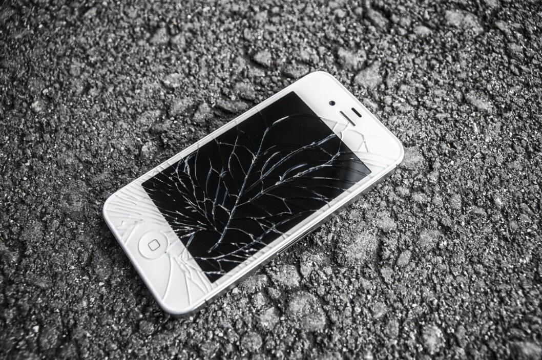 Det er ingen grunn til å vente med å sende inn mobilen til reparasjon, Conmodo melder om god kapasitet. Foto: iStock.