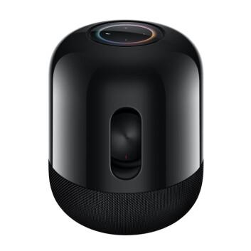 Høyttaleren Huawei Sound X er på 144 watt og er utviklet i samarbeid med franske Devialet. Foto: Huawei.