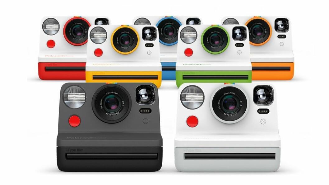 Insta-kamera fortsetter å vokse, særlig blant de yngre brukerne. Foto: Kodak.