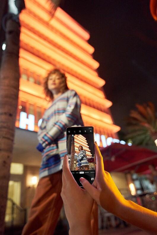 OnePlus har oppgradert kameraene i sine siste telefoner kraftig. Foto: OnePlus.