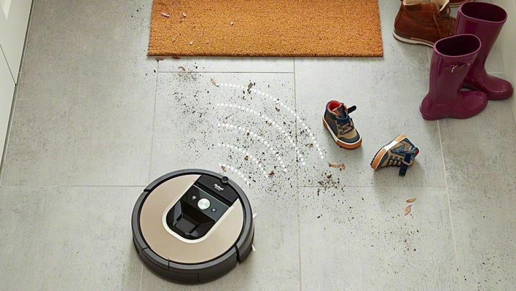 iRobot Roomba 970-serien