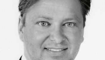 Partner Ole André Oftebro. Foto: Ræder.