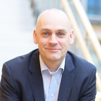 Administrerende direktør i Allente, Bjørn Ivar Moen. Foto: Allente.
