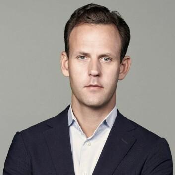 Finansdirektør i Allente, Jonas Gustafsson. Foto: Allente.