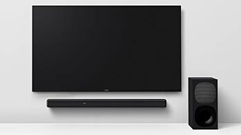 Sony HT-G700 og HT-S20R