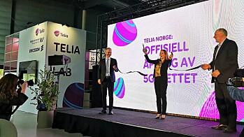 TELIA ÅPNER 5G PÅ LILLESTRØM
