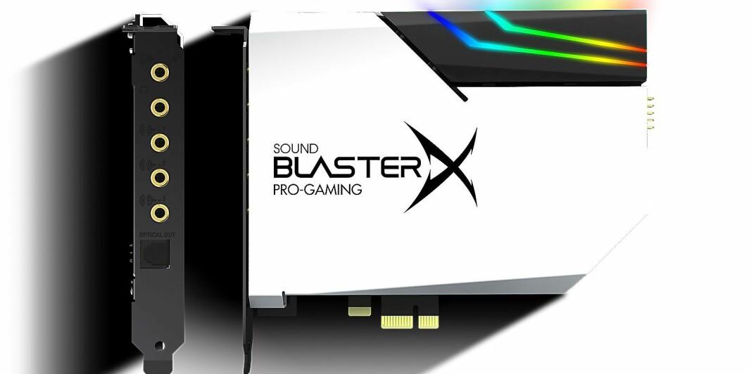 Creative Sound BlasterX AE-5 Plus