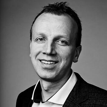 Bjørn Arild Thon, Administrerende direktør i Returselskapet Renas. Foto: Renas.