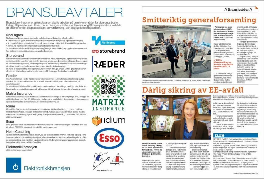 """Artikkelen ble første gang publisert i papirutgaven av fagbladet Elektronikkbransjen nr. 3/2020, som ble distribuert 22. juni. <a href=""""https://www.mypaper.se/html5/customer/248/12881/?page=42"""" target=""""_blank"""" rel=""""noopener"""">Her kan du lese artikkelen</a> og bla gjennom digitalutgaven av bladet. Du kan lese alle utgaver av bladet digitalt, fra og med nr. 1/1937, på <a href=""""https://www.elektronikkbransjen.no/historiskarkiv"""" target=""""_blank"""" rel=""""noopener"""">elektronikkbransjen.no/historiskarkiv</a>."""