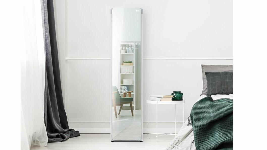 LG Styler Mirror