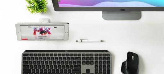 Logitech MX Master 3 og MX Keys for Mac