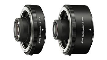 Nikon Nikkor Z TC-1.4x og 2.0x