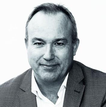 Verner Hølleland, administrerende direktør i HP Norge. Foto: HP.