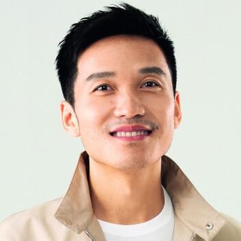 Pete Lau er administrerende direktør i OnePlus. Foto: OnePlus.