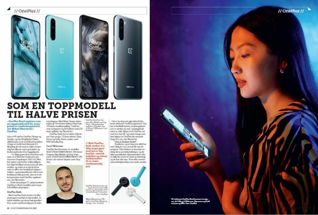 """Artikkelen ble første gang publisert i papirutgaven av fagbladet Elektronikkbransjen nr. 4/2020, som ble distribuert 31. august. <a href=""""https://www.mypaper.se/html5/customer/248/12936/?page=28"""" target=""""_blank"""" rel=""""noopener"""">Her kan du lese artikkelen</a> og bla gjennom digitalutgaven av bladet. Du kan lese alle utgaver av bladet digitalt, fra og med nr. 1/1937, på <a href=""""https://www.elektronikkbransjen.no/historiskarkiv"""" target=""""_blank"""" rel=""""noopener"""">elektronikkbransjen.no/historiskarkiv</a>."""