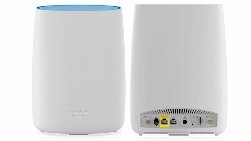 Netgear Orbi 4G LTE Advanced Wifi Router