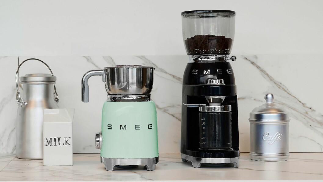 SMEG CGF01 og MFF01