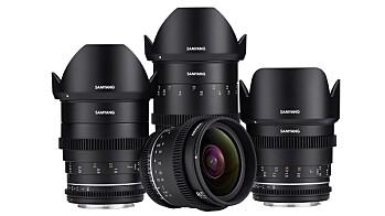 Samyang Optics VDSLR MK2-serien