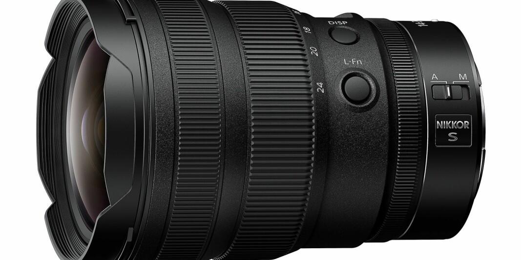 Nikon Nikkor Z 14-24mm f/2,8 S