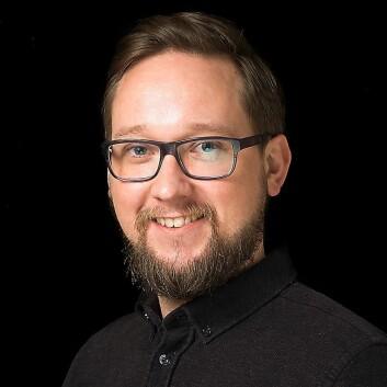 Dan Hesketh er ansatt som senior produktmarkedssjef etter at Jabra har opplevd kraftig vekst i bedriftsmarkedet i Norge. Foto: Jabra.