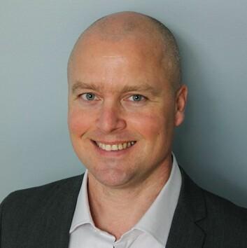 Hans Jacob Michelsen er ansvarlig for det norske forbrukermarkedet i Nespresso. Foto: Nespresso.