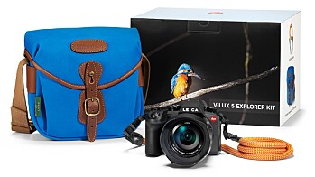 Leica V-Lux 5 Explorer Kit