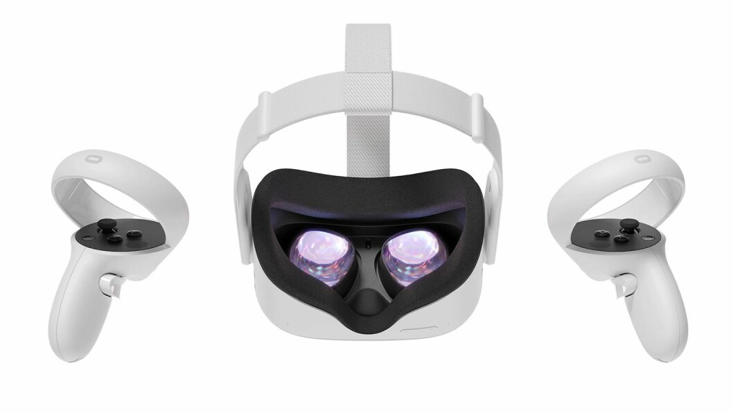 Finalist: Oculus Quest 2. Foto: Oculus.