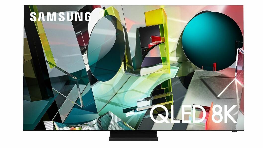 Finalist: Samsung Q950 8K. Foto: Samsung.