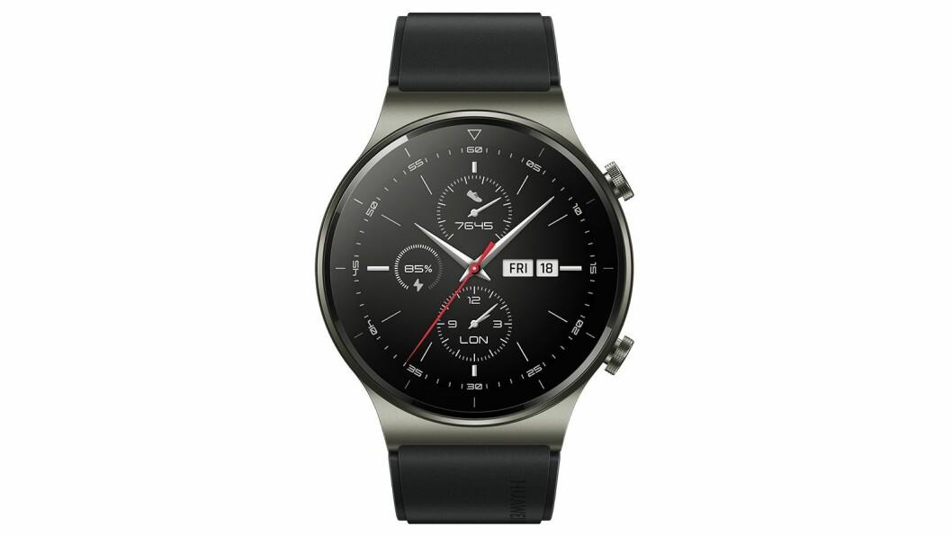Huawei Watch GT2 Pro er kåret til Årets personlige smartprodukt 2020/21. Foto: Huawei