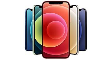 ÅRETS MOBIL:APPLE IPHONE 12 MINI
