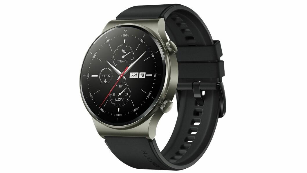 Huawei Watch GT2 Pro er kåret til Årets personlige smartprodukt 2020/21. Foto: Huawei.