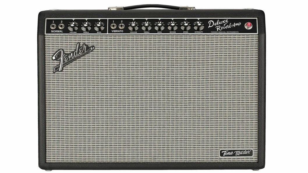 Finalist: Fender Tonemaster-serien. Foto: Fender.