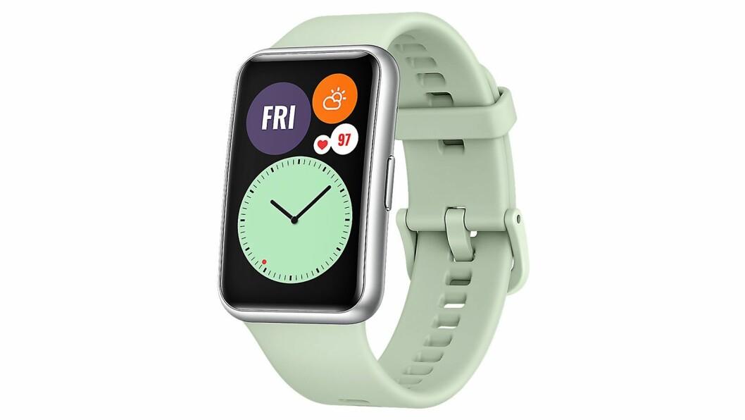 Finalist: Huawei Watch Fit. Foto: Huawei.
