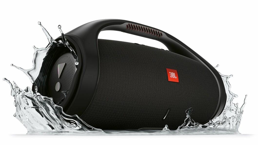 JBL Boombox 2 er kåret til«Årets lydprodukt 2020/2021». Foto: JBL.