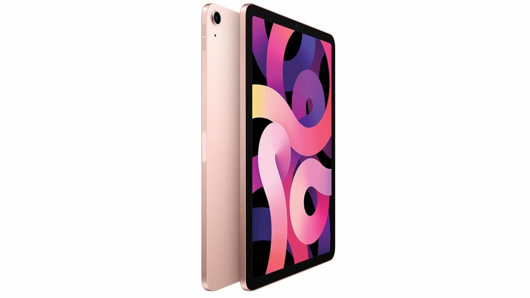 Apple iPad Air 2020 er kåret til «Årets dataprodukt 2020/2021». Foto: Apple
