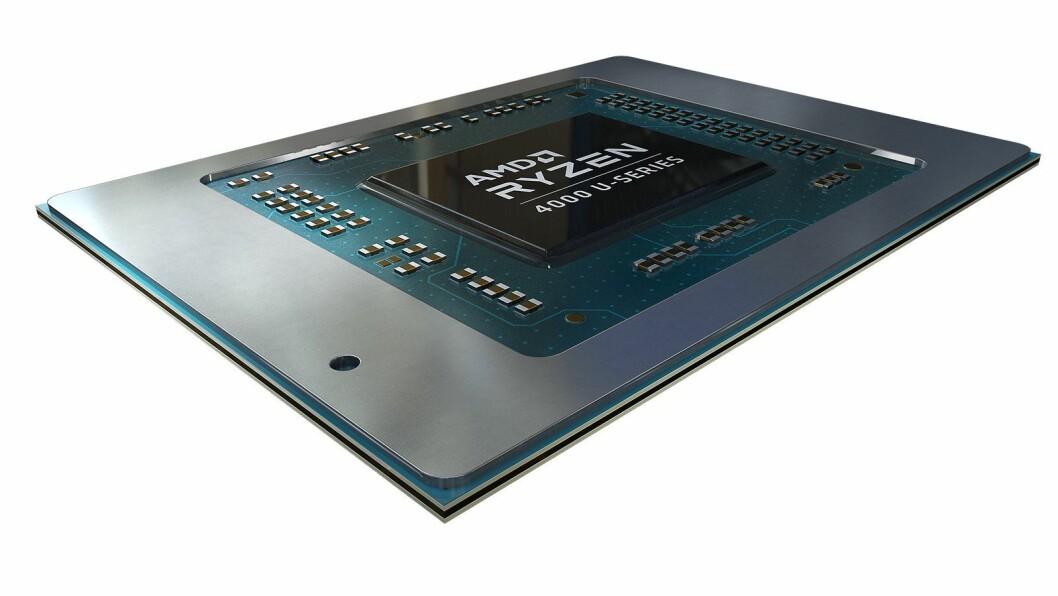 Finalist: AMD Ryzen 4000-serien. Foto AMD.