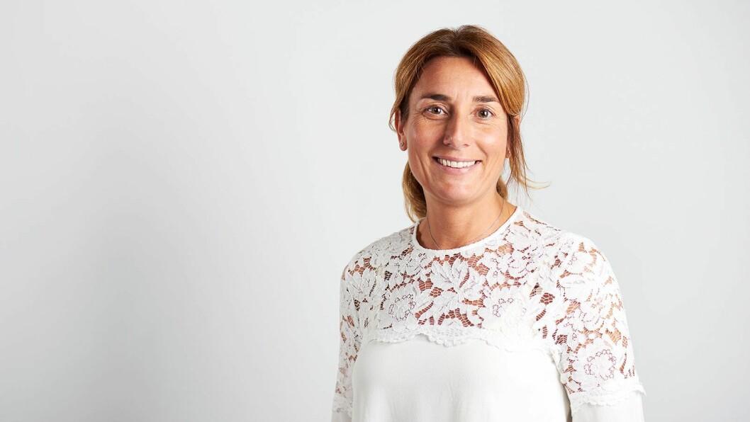 NetOnNet har hentet ny sjef for salg og service, Sofie Struwe, fra Clas Ohlson Sverige. Foto: NetOnNet