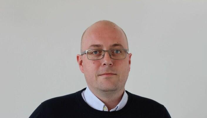 Lars Edvardsen, retailsjef for Skousen Norge, ser at handelen ble mer spredt utover hele uken. Foto: Skousen