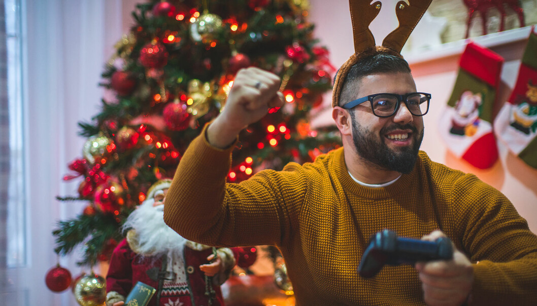 Flere menn enn kvinner ønsker seg ny spillkonsoll til jul. Foto: freemixer/iStockPhoto.