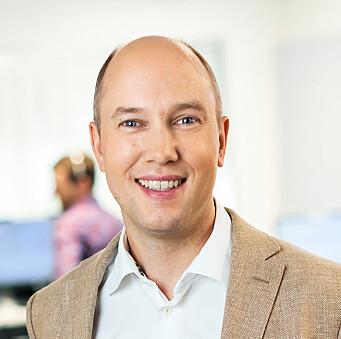 Administrerende direktør Carl-Johan Zetterberg i Doro. Foto: Doro