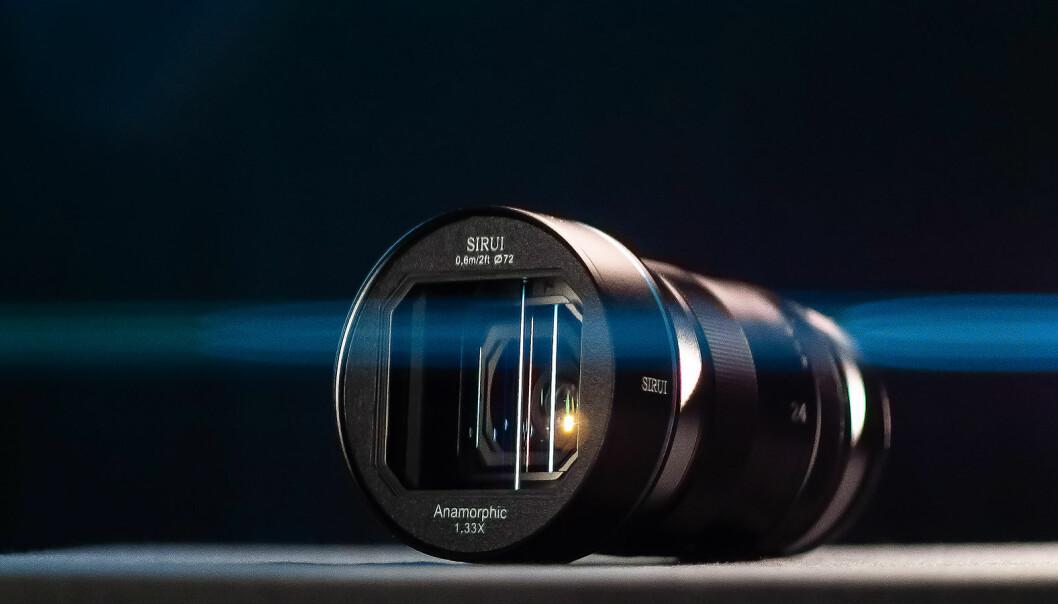 Sirui 24mm f /2.8 1.33x
