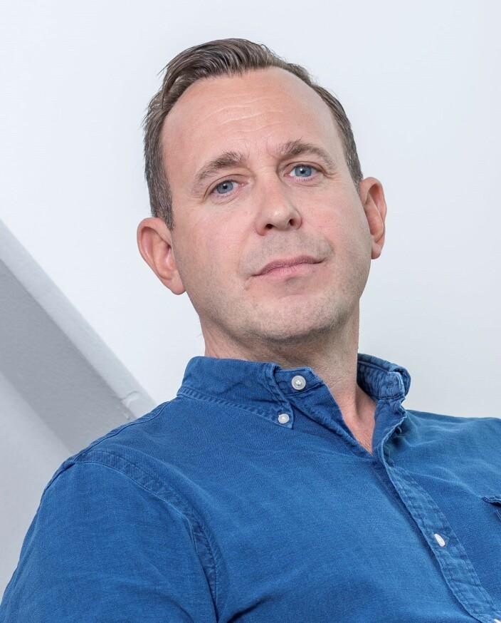 Kronikkforfatter Tobias Lindh er Norden- og Baltikumsjef i Adyen. Foto: Adyen