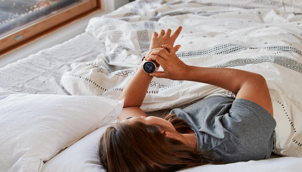 Smartklokkene måler både søvn og aktivitet, og i 2020 har salget stabilisert seg. Foto: Polar