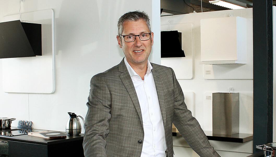 Administrerende direktør Michael Jacobsen i Eico. Foto: Eico
