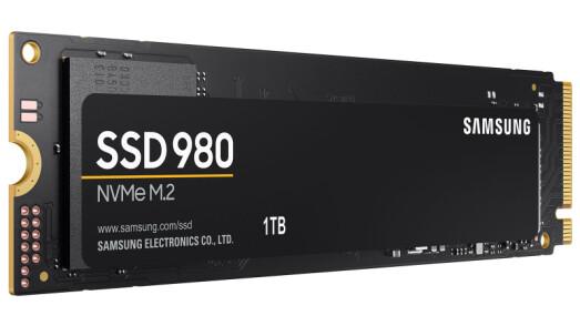 SAMSUNG 980 NVME SSD