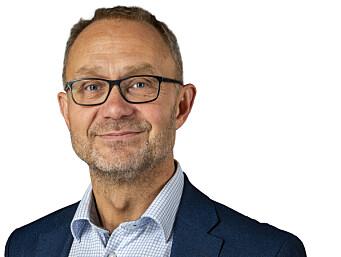 Administrerende direktør David Nicander. Foto: Gandalf Distribution