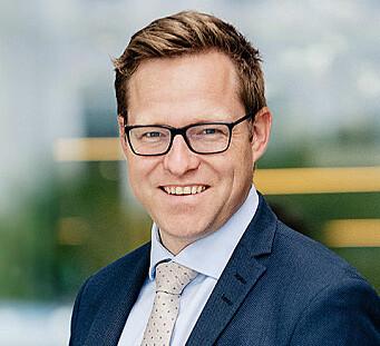 Advokat Kyrre Kielland fra advokatfirmaet Ræder. Foto: Ræder